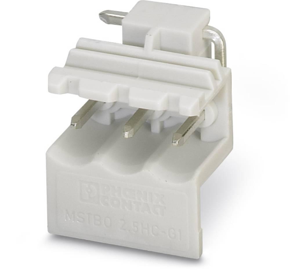 Pinsko ohišje za tiskano vezje MSTBO Phoenix Contact 2853750 raster: 5 mm 50 kosov