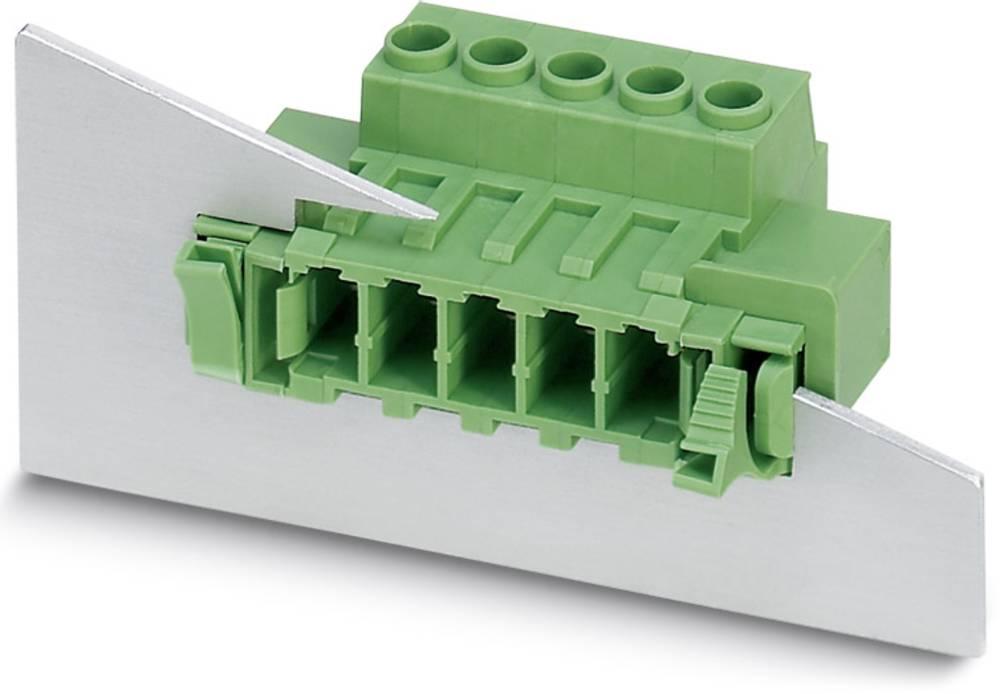 Stiftkabinet-kabel DFK-PC Samlet antal poler 4 Phoenix Contact 1716522 Rastermål: 7.62 mm 10 stk