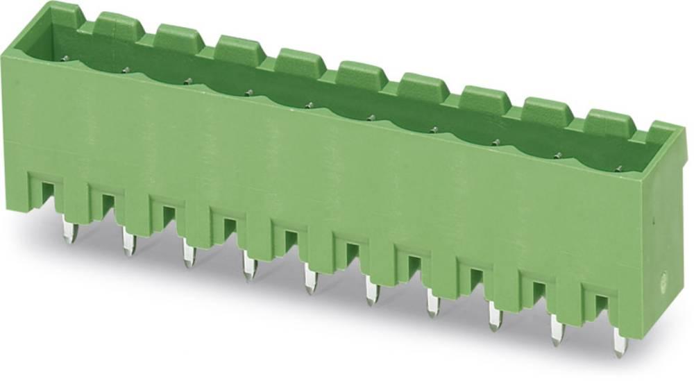 Pinsko ohišje za tiskano vezje MSTBVA Phoenix Contact 1755833 raster: 5.08 mm 50 kosov