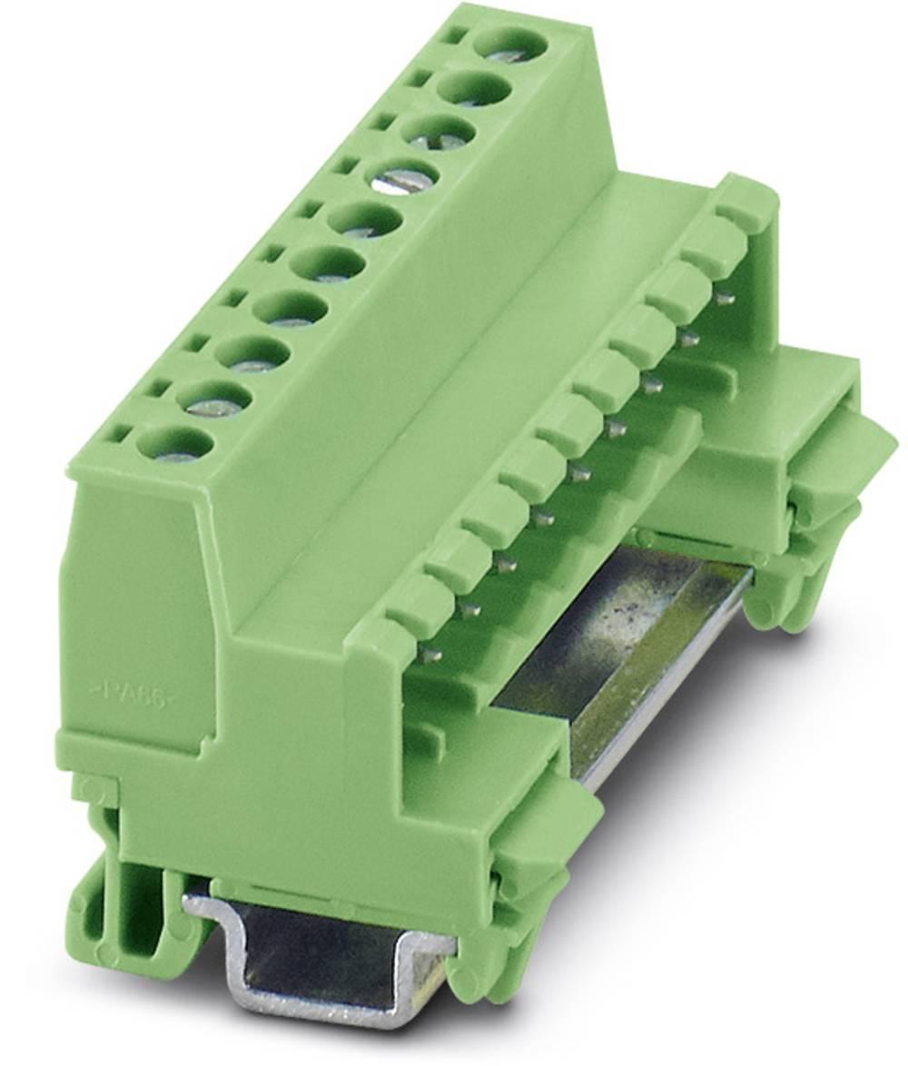 Tilslutningskabinet-kabel MSTB Samlet antal poler 3 Phoenix Contact 1765344 Rastermål: 5 mm 50 stk