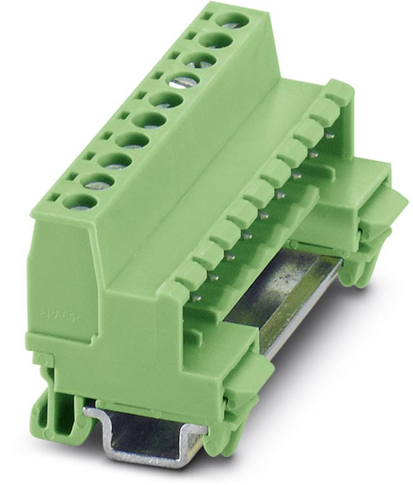 Tilslutningskabinet-kabel MC Samlet antal poler 10 Phoenix Contact 1765146 Rastermål: 3.81 mm 50 stk