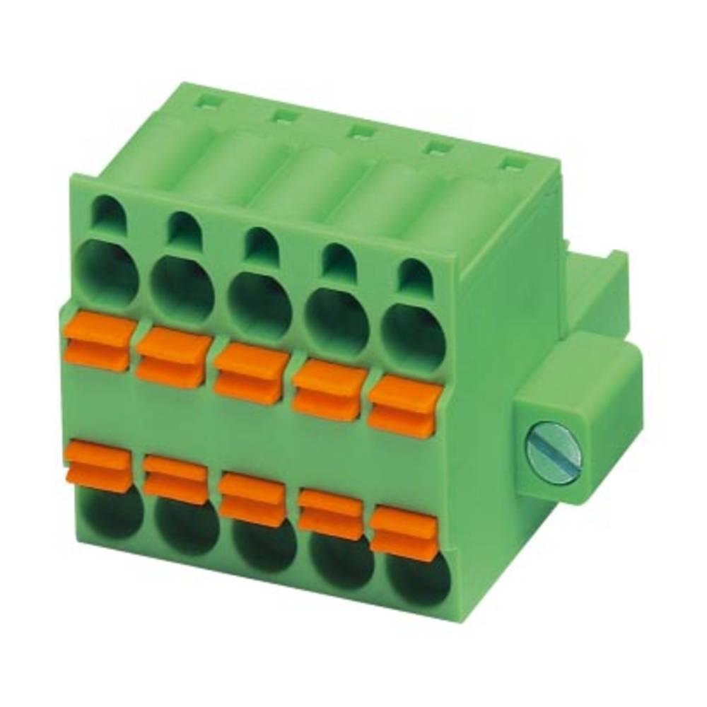 Tilslutningskabinet-kabel SMSTB Samlet antal poler 4 Phoenix Contact 1962257 Rastermål: 5 mm 50 stk