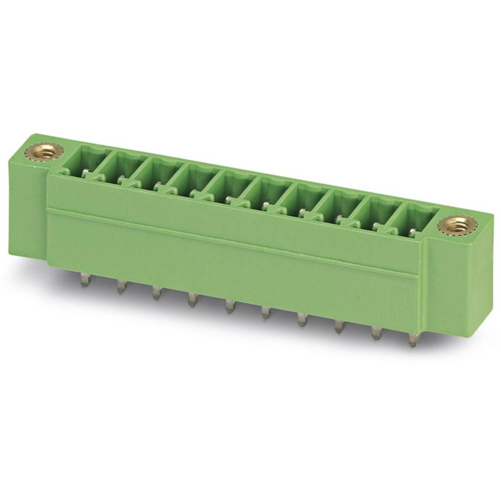 Pinsko ohišje za tiskano vezje EMCV Phoenix Contact 1879340 raster: 3.81 mm 50 kosov