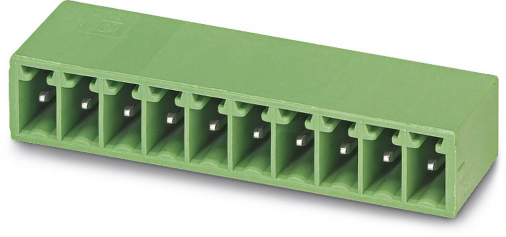 Pinsko ohišje za tiskano vezje EMC Phoenix Contact 1897872 raster: 3.81 mm 50 kosov