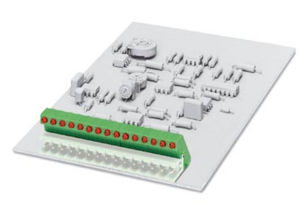 MSTB-LA/RD - element indikatorja svetlobe MSTB-LA/RD Phoenix Contact vsebina: 50 kosov