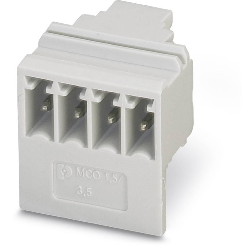Pinsko ohišje za tiskano vezje MCO Phoenix Contact 2278364 raster: 3.50 mm 50 kosov