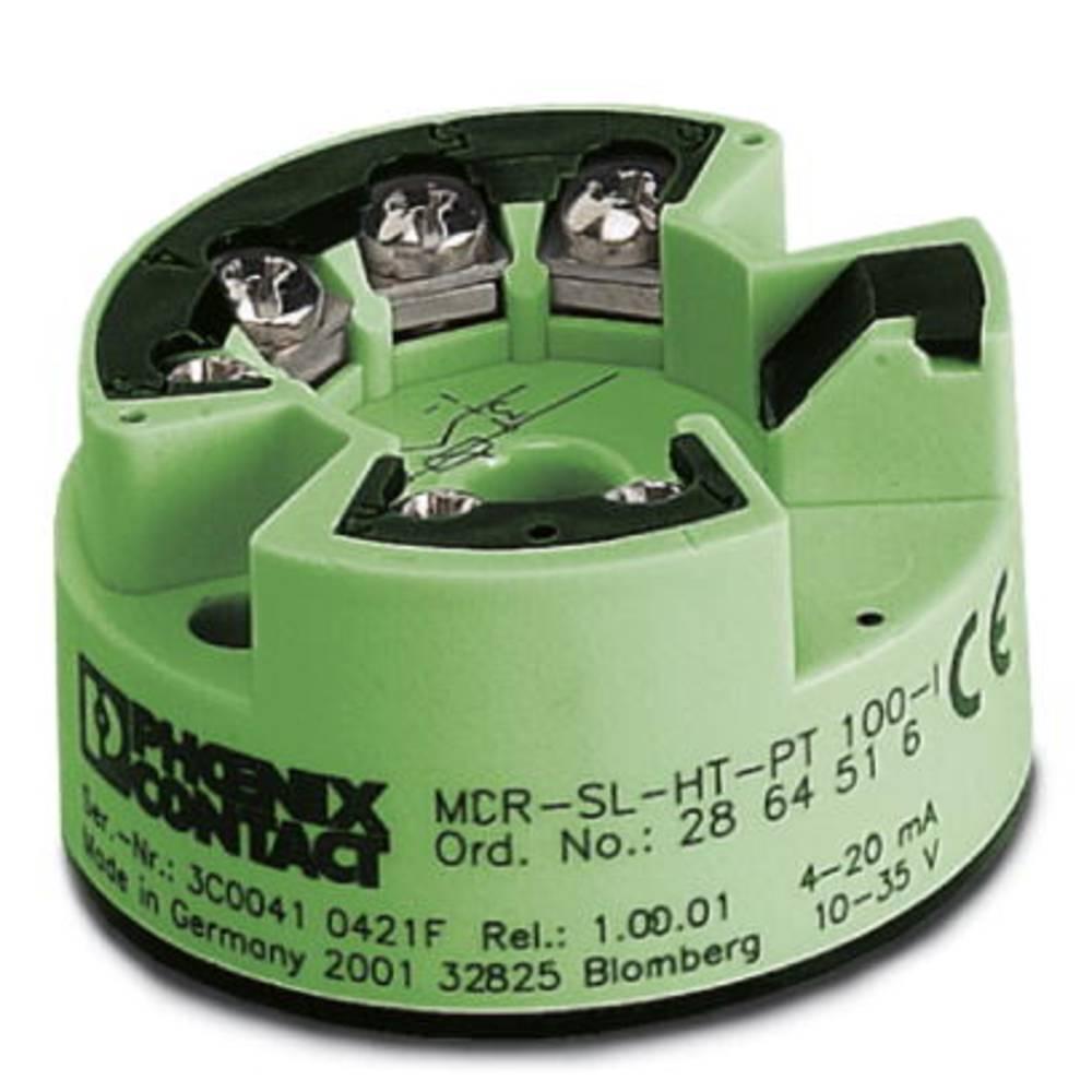 MCR-SL-HT-PT 100-I - glavni pretvornik Phoenix Contact MCR-SL-HT-PT 100-I kataloška številka 2864516 1 kos