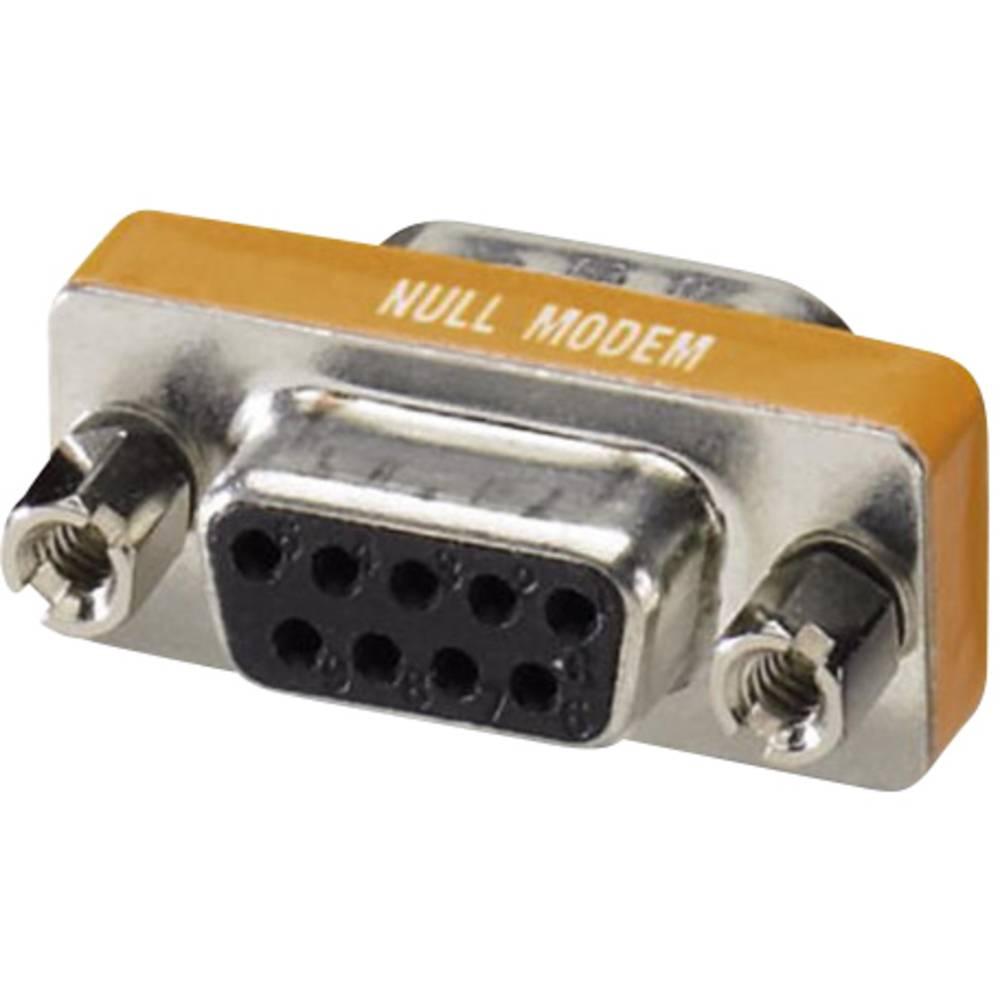 PSM-AD-D9-NULLMODEM - adapter RS-232-nulti modemski vtič Phoenix Contact vsebina: 1 kos