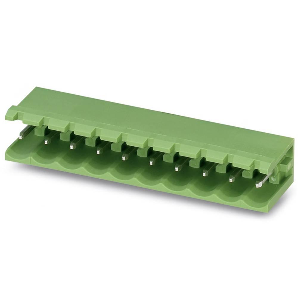 Pinsko ohišje za tiskano vezje MSTBV Phoenix Contact 1758801 raster: 5.08 mm 50 kosov