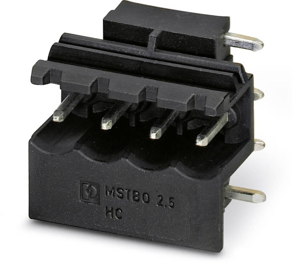 Stiftkabinet-printplade MSTBO Samlet antal poler 3 Phoenix Contact 2869702 Rastermål: 5 mm 50 stk