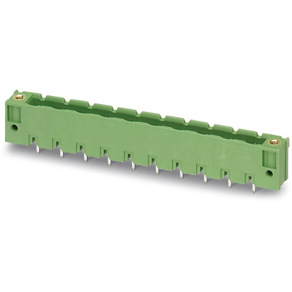 Pinsko ohišje za tiskano vezje GMSTBV Phoenix Contact 1829154 raster: 7.62 mm 50 kosov