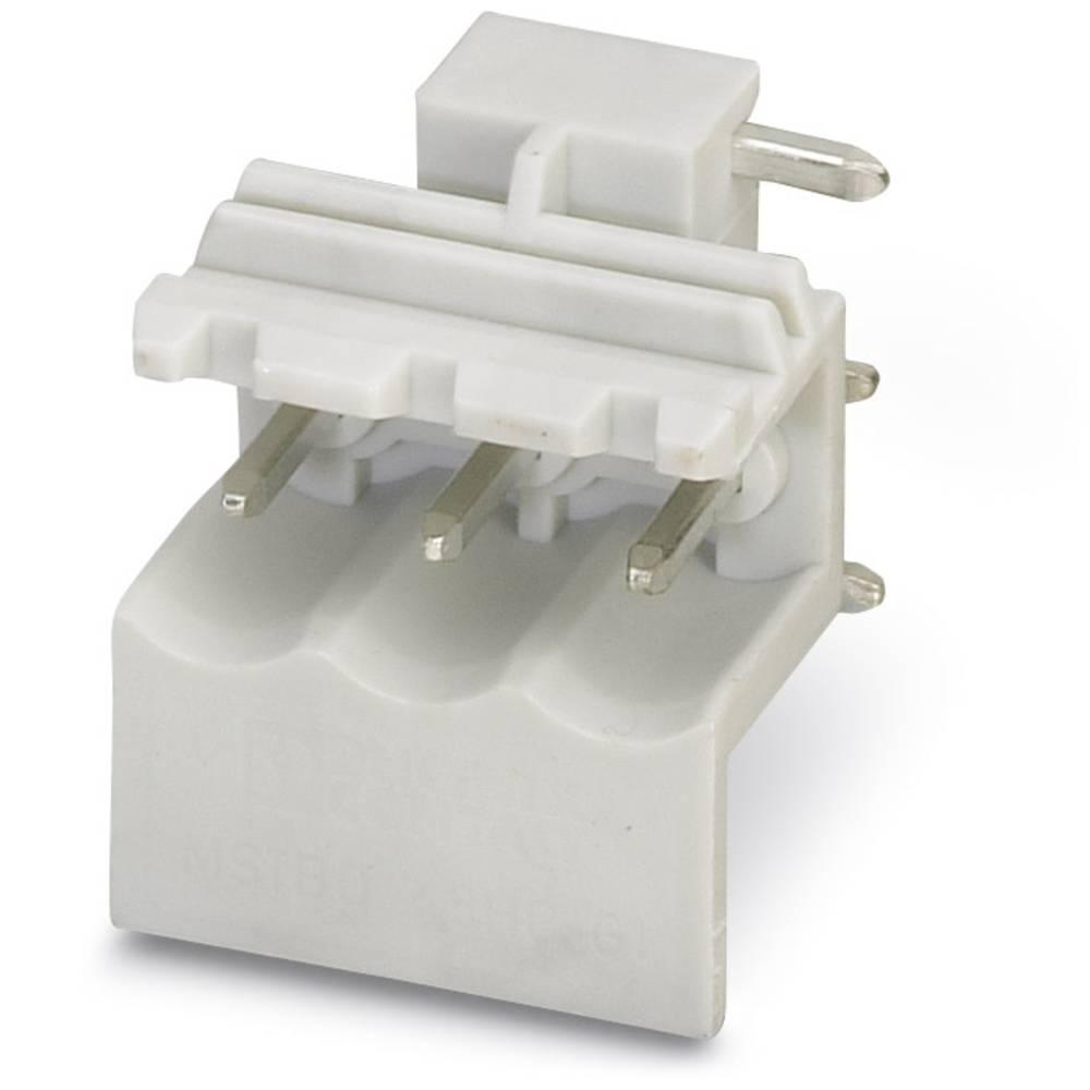 Pinsko ohišje za tiskano vezje MSTBO Phoenix Contact 2853763 raster: 5 mm 50 kosov
