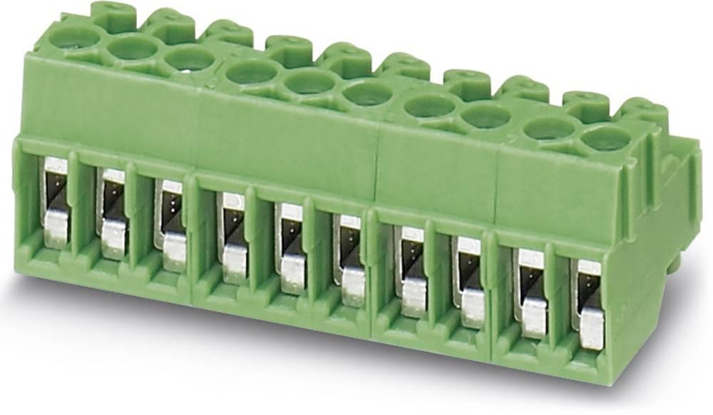 Tilslutningskabinet-kabel PT Samlet antal poler 2 Phoenix Contact 1984015 Rastermål: 3.50 mm 250 stk