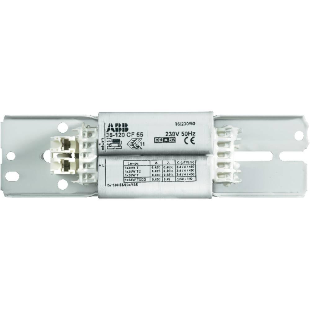 Abb Gzah812109p8036 Light Electronic Ballast For T8 Fluorescent Fluorescentlightelectronicballastcircuit Lamps