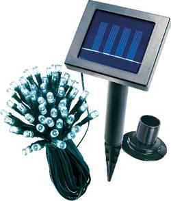 Solcellelyskæde Esotec 48 LED Hvid 12 m Udvendigt solcelle-drift