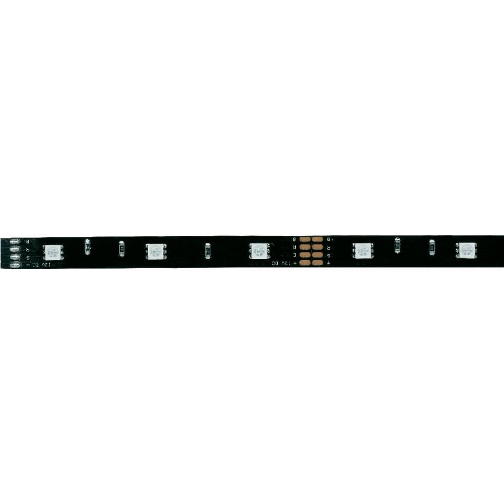 LED-trak z vtičem 12 V 50 cm RGB Paulmann YourLED Eco 70198
