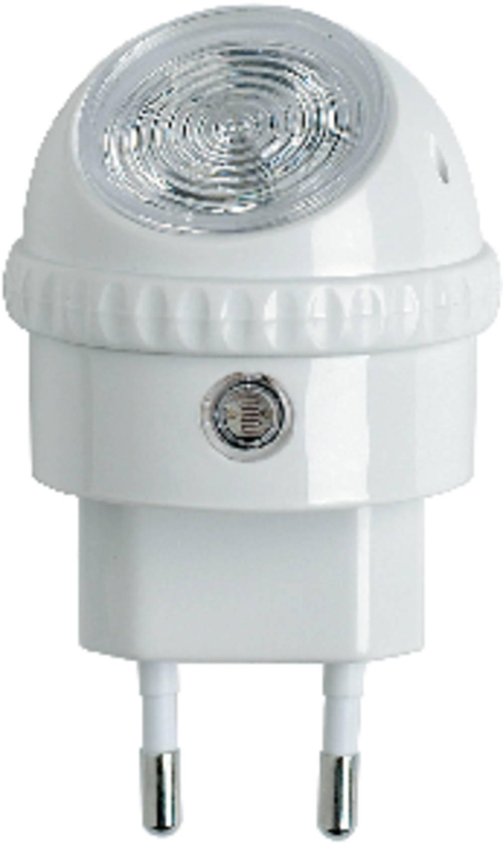 LED-nattlampa LED OSRAM Lunetta Gul Vit