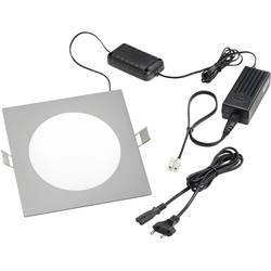 LED-indbygningslys Esotec 11 W Neutral hvid Aluminium