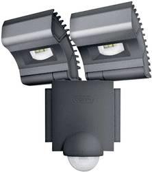 LED-utomhusspotlight med rörelsedetektor OSRAM NOXLITE 16 W 860 lm Dagsljus-vit Svart