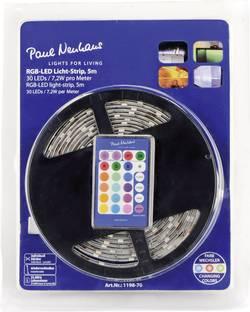 LED-båndsæt med stik Paul Neuhaus 1198-70 230 V 500 cm RGB