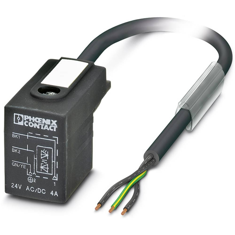 Senzorski/aktuatorski kabel SAC-3P- 1,5-PUR/BI-1L-Z Phoenix Contact vsebuje: 1 kos