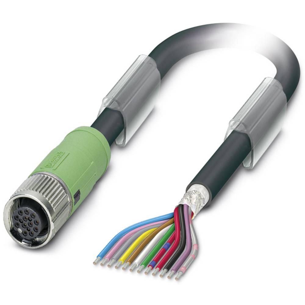 Senzorski/aktuatorski kabel SAC-12P- 5,0-35T/FS SH SCO Phoenix Contact vsebuje: 1 kos