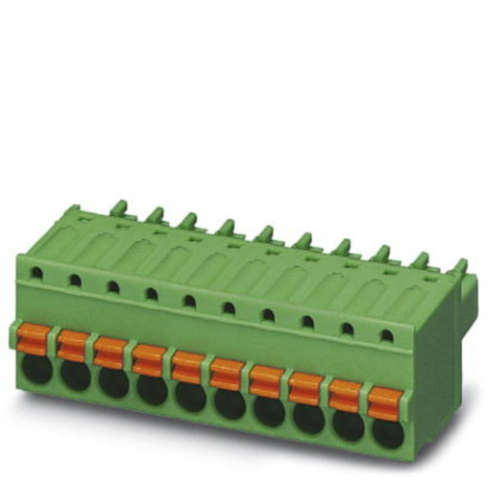 Tilslutningskabinet-kabel FK-MCP Samlet antal poler 12 Phoenix Contact 1851148 Rastermål: 3.81 mm 50 stk