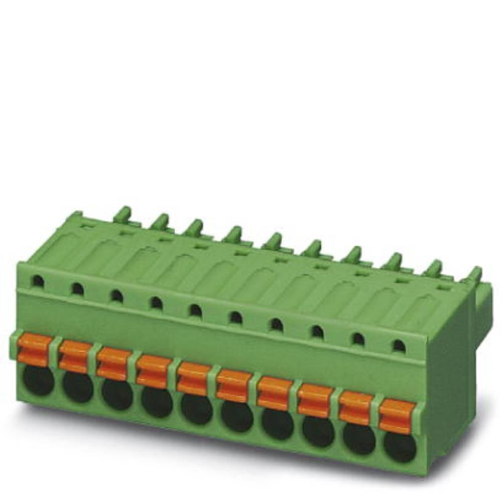 Tilslutningskabinet-kabel FK-MCP Samlet antal poler 20 Phoenix Contact 1851229 Rastermål: 3.81 mm 50 stk