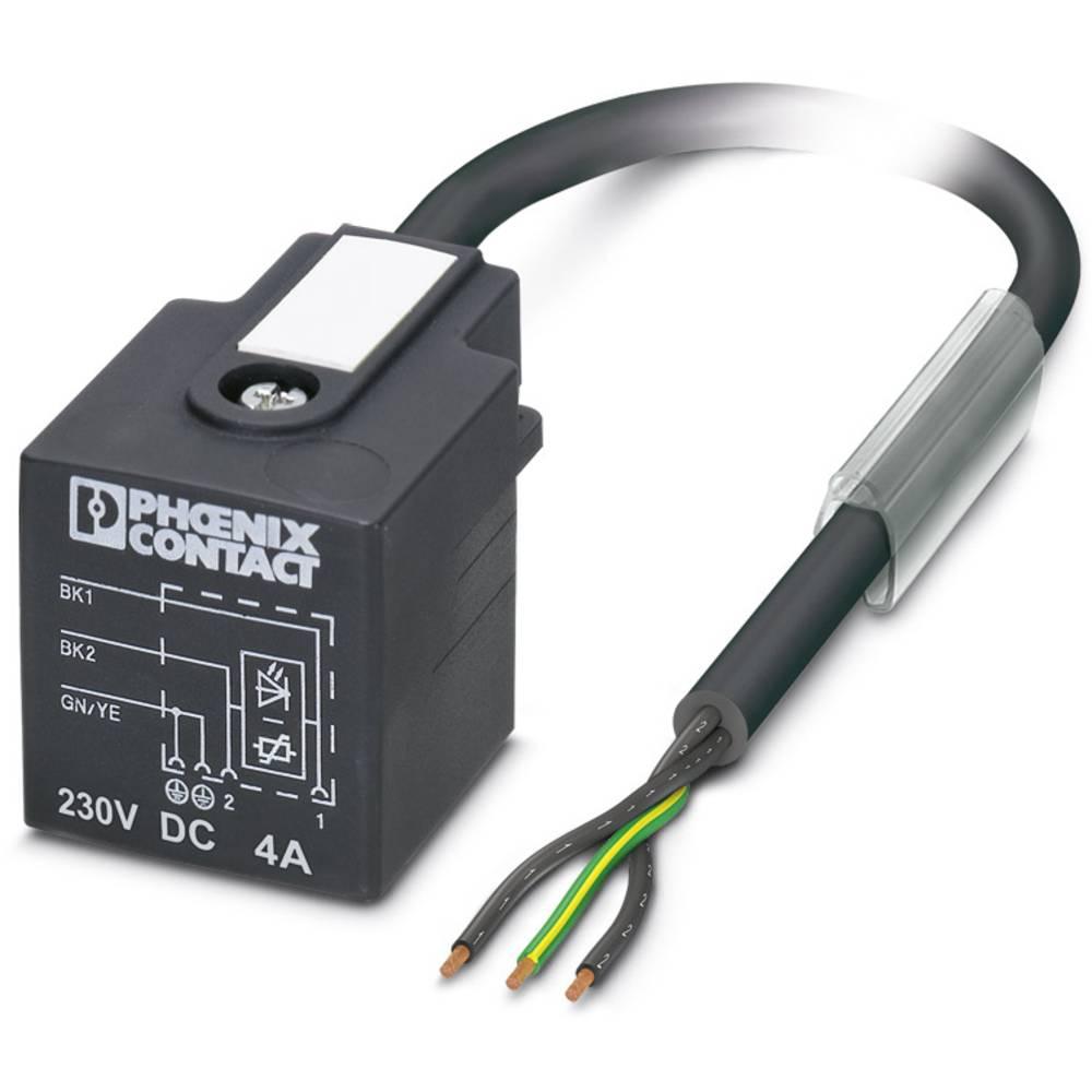 Sensor / aktuatorledninger Phoenix Contact SAC-3P- 3,0-PUR/A-1L-V 230V 1 stk