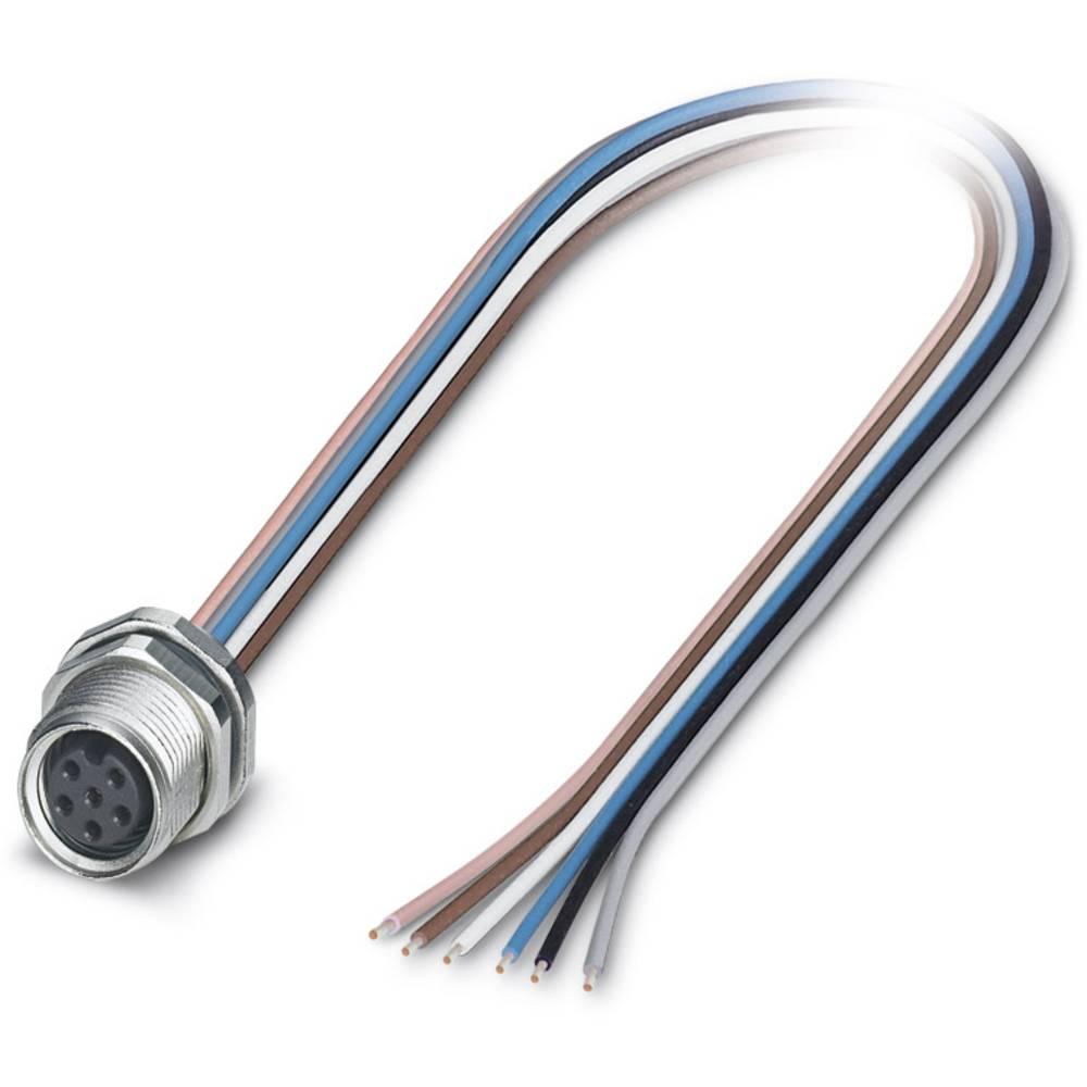 SACC-DSI-M8FS-6CON-M10/0,5 - vgradni vtični konektor, SACC-DSI-M8FS-6CON-M10/0,5 Phoenix Contact vsebuje: 1 kos