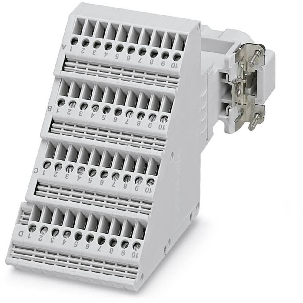 HC-D 40-A-UT-PER-M - Terminal Adapter Phoenix Contact HC-D 40-A-UT-PER-M 1 stk