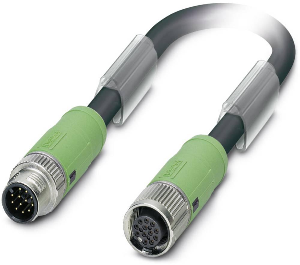 Senzorski/aktuatorski kabel SAC-12P-MS/ 3,0-35T/FS SH SCO Phoenix Contact vsebuje: 1 kos