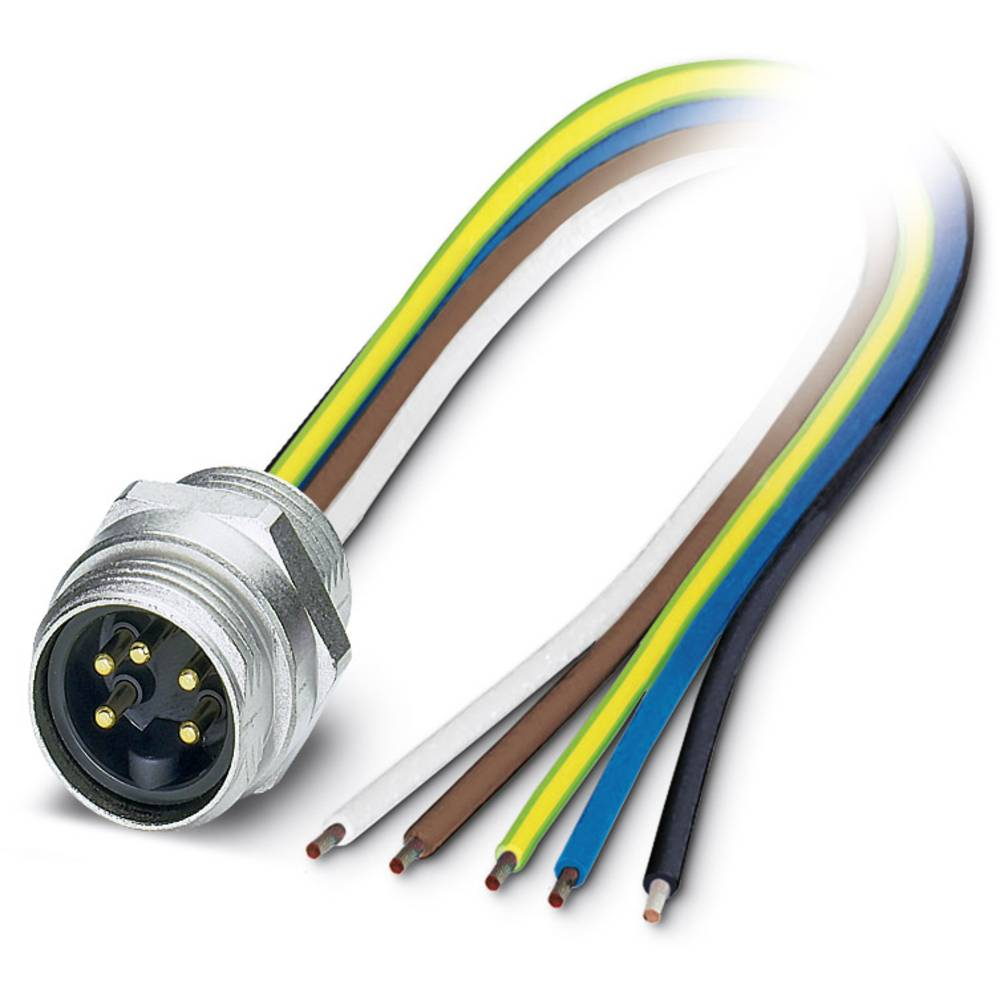 SACC-E-MINMS-5CON-PG13/0,5 - vgradni vtični konektor, SACC-E-MINMS-5CON-PG13/0,5 Phoenix Contact vsebuje: 1 kos