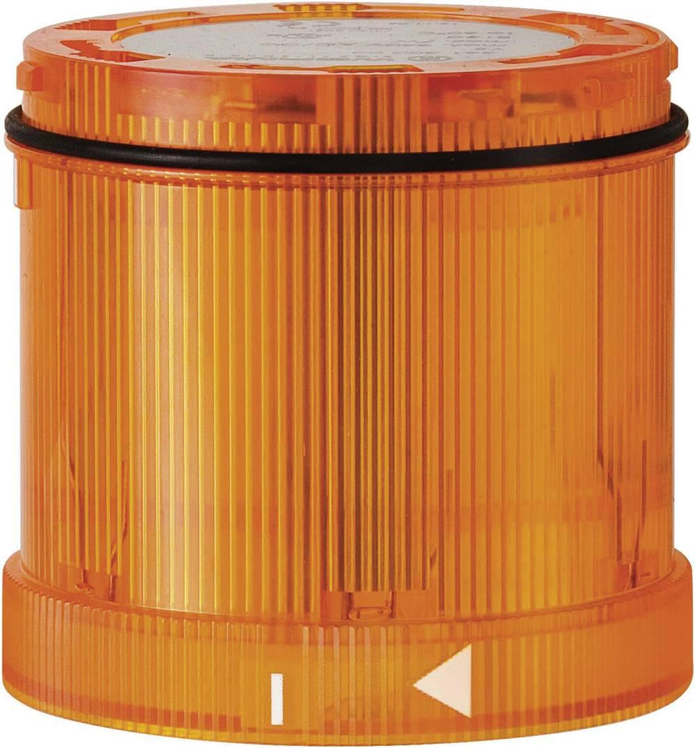 Treptajući svjetilni element KS71 24 V/DC žuta Werma Signaltechnik 643.300.55