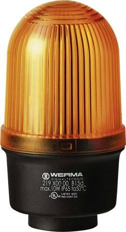 Signalna svjetiljka 219 RM 12-240 V/AC/DC žuta Werma Signaltechnik 219.300.00