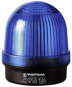 Signalna svjetiljka BM 12-240V/AC plava Werma Signaltechnik 200.500.00