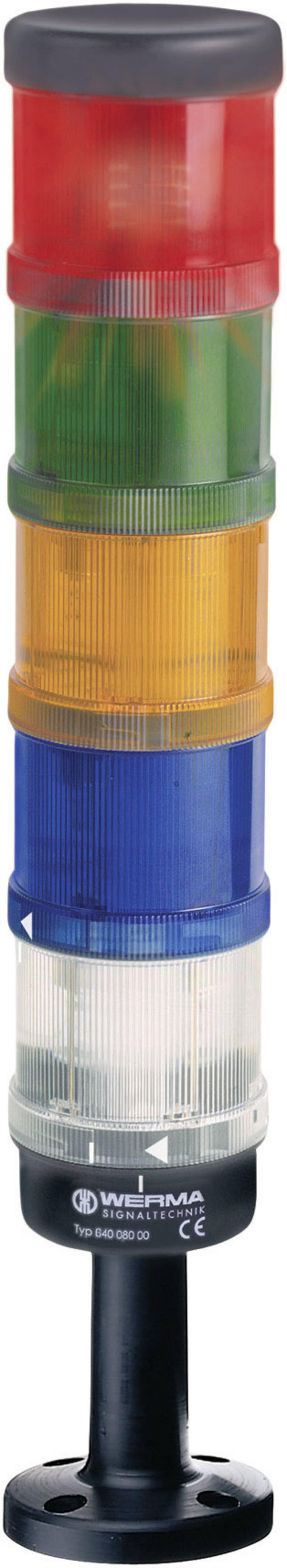 LED trajna svjetiljka plava 24V za KOMdoIGN71 Werma Signaltechnik 644.500.75