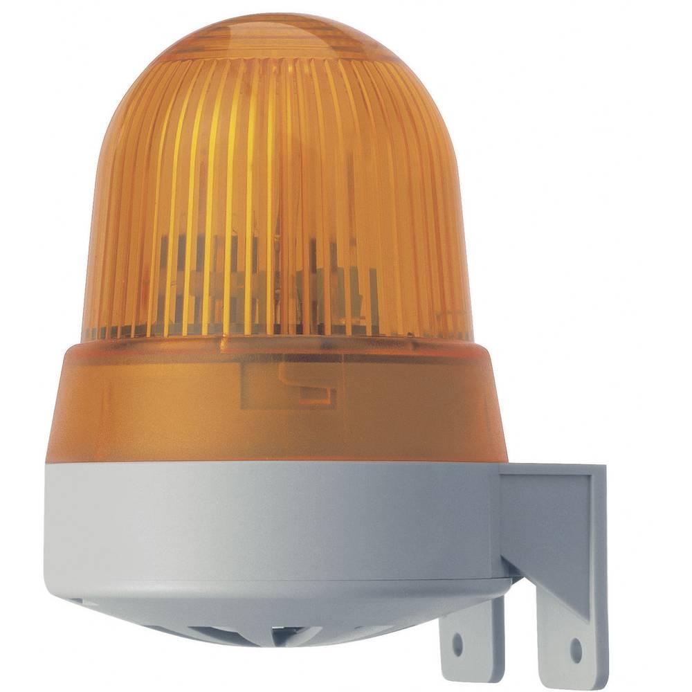 LED-Zujalo WM 24V/UC crvena Werma Signaltechnik 422.110.75