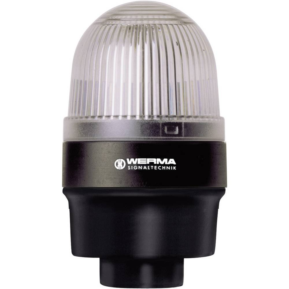 LED trajna svjetiljka 209 RM 230 VAC crvena Werma Signaltechnik 209.110.68