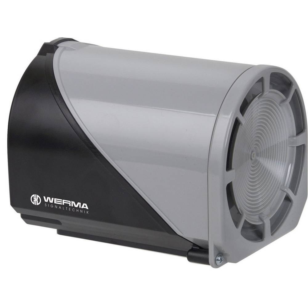 Večtonska sirena Werma Signaltechnik 144.000.75, 24 V DC/AC,echnik 144.000.75, 24 V DC/AC,