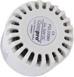 Sirena ComPro Piezo PSS, barva: bela, 12 V, vrsta zaščite: I: bela, 12 V, vrsta zaščite: I PSS.55.030.W