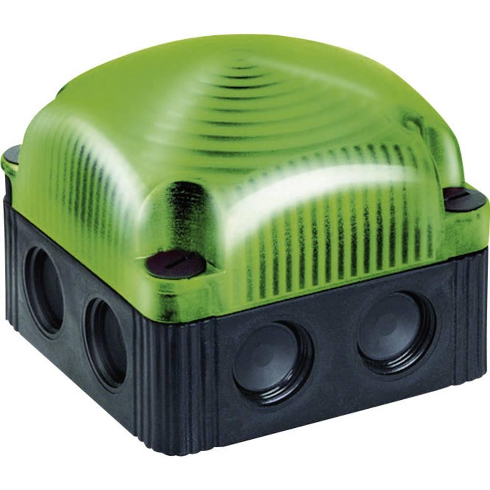 Werma Signaltechnik 853.210.54 LED-Bliskavica, dvojna 12 V/DC, 100 mA, zelena
