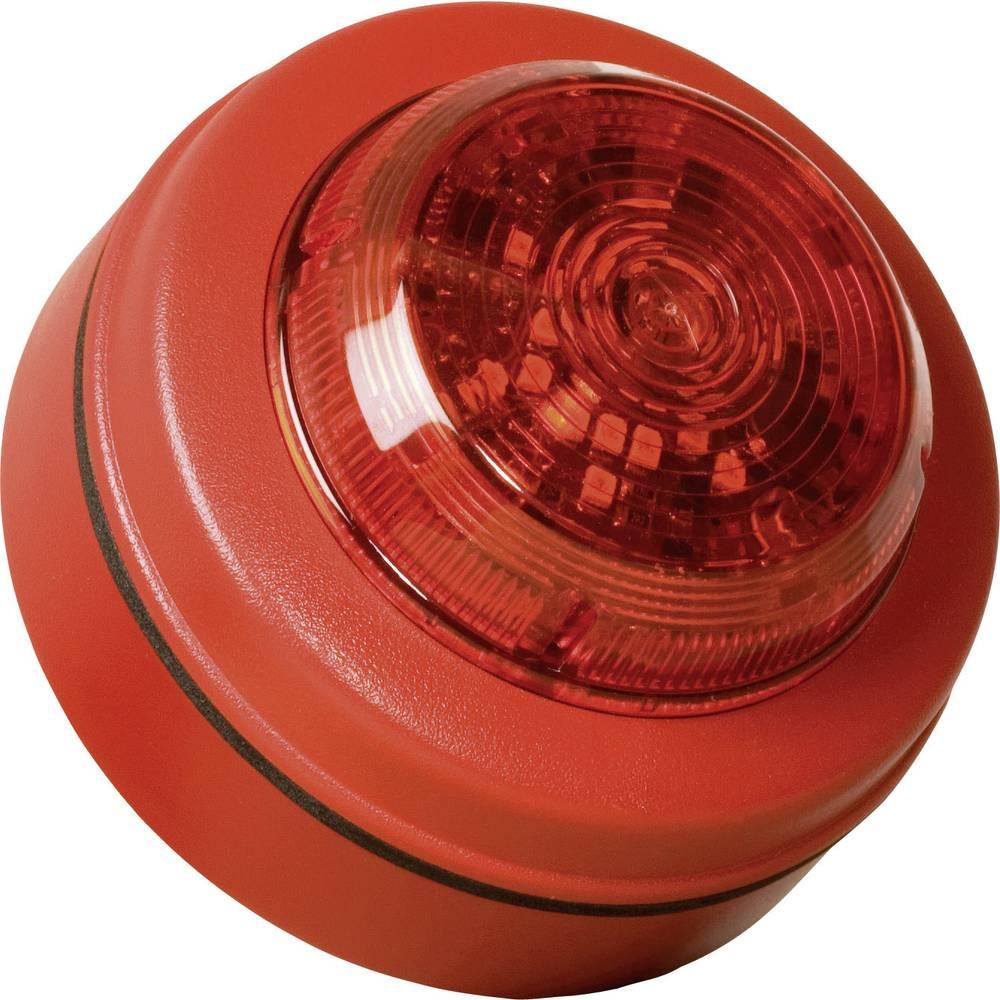 COMPRO SOL/M/R/D/RF LED bliskavica Solista maksi 9-60 V / DC Poraba 15mA maks barva rdeča IP65 stopnja zaščite