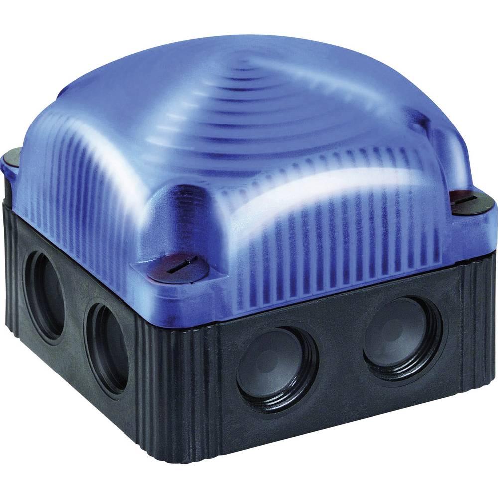 Werma Signaltechnik 853.510.55 LED-Bliskavica, dvojna 24 V/DC, 80 mA, modra