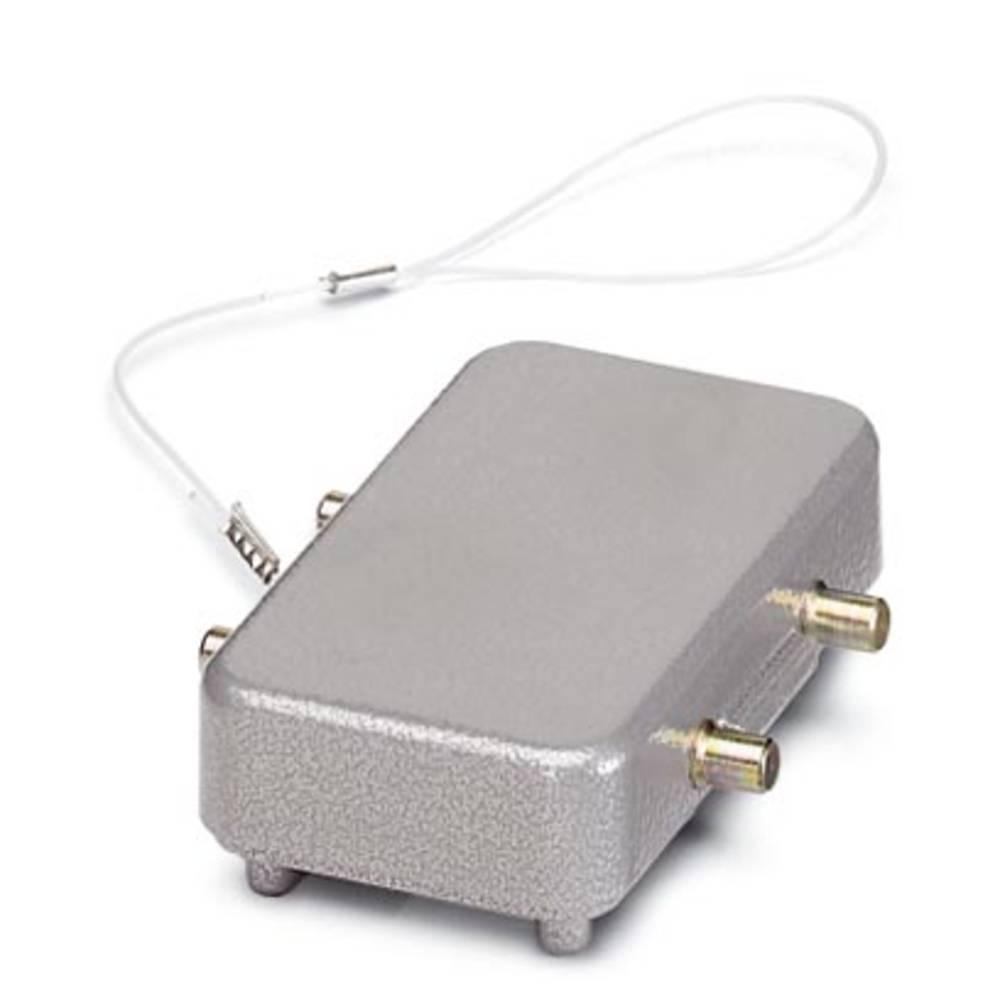 HC-B 10-SD-FQU/FS-AL - zaščitni pokrov HC-B 10-SD-FQU/FS-AL Phoenix Contact vsebuje: 10 kosov