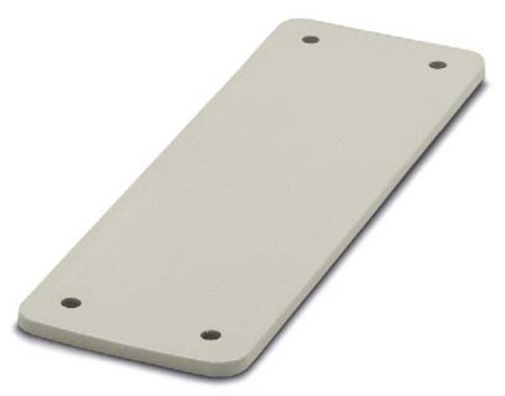 HC-D 15-AP-GY - zaščitna plošča HC-D 15-AP-GY Phoenix Contact vsebuje: 10 kosov