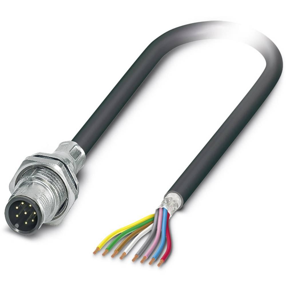 SACCBP-MS-8CON-M16/2,0-PUR SCO - vgradni vtični konektor, SACCBP-MS-8CON-M16/2,0-PUR SCO Phoenix Contact vsebuje: 1 kos