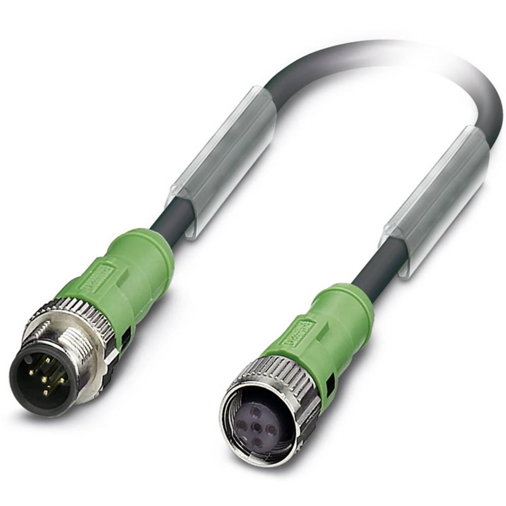 Sensor-, aktuator-stik, Phoenix Contact SAC-5P-MS/ 0,6-PUR/FS SCO 1 stk