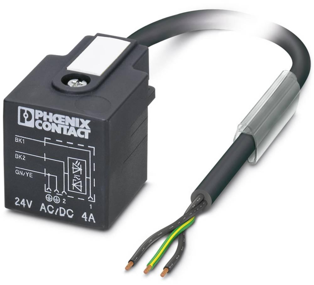 Senzorski/aktuatorski kabel SAC-3P-M12MR/1,5-PUR/BI-1L-Z Phoenix Contact vsebuje: 1 kos