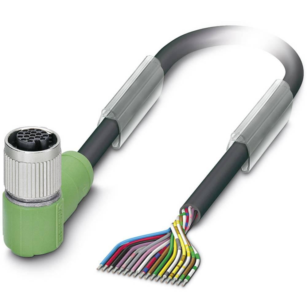 Senzorski/aktuatorski kabel SAC-17P- 1,5-PUR/FR SCO Phoenix Contact vsebuje: 1 kos
